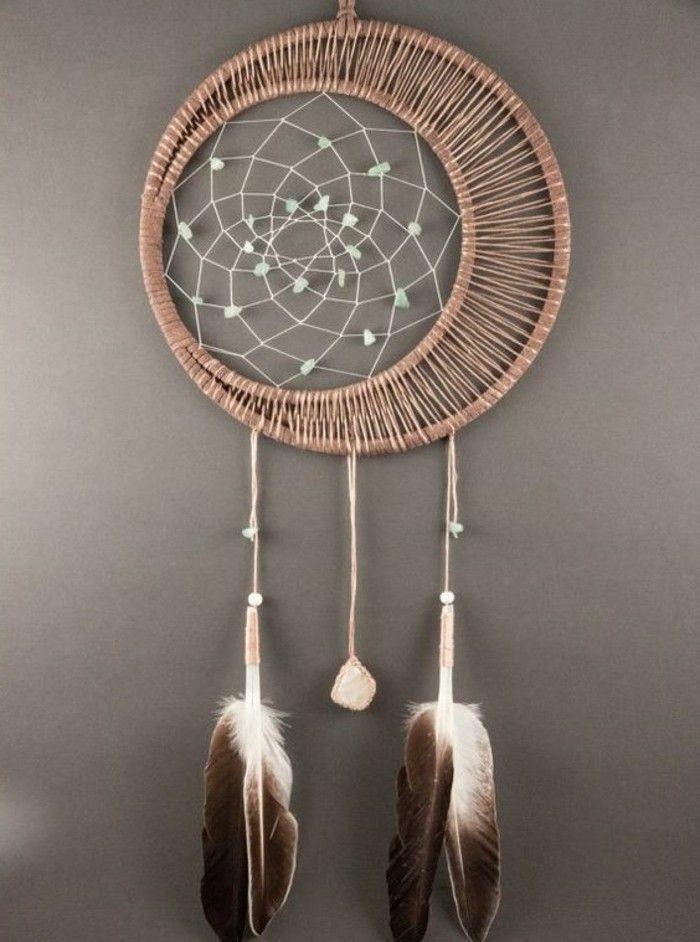 ▷1001 + Ideas for DIY Dreamcatcher Tutorials and…