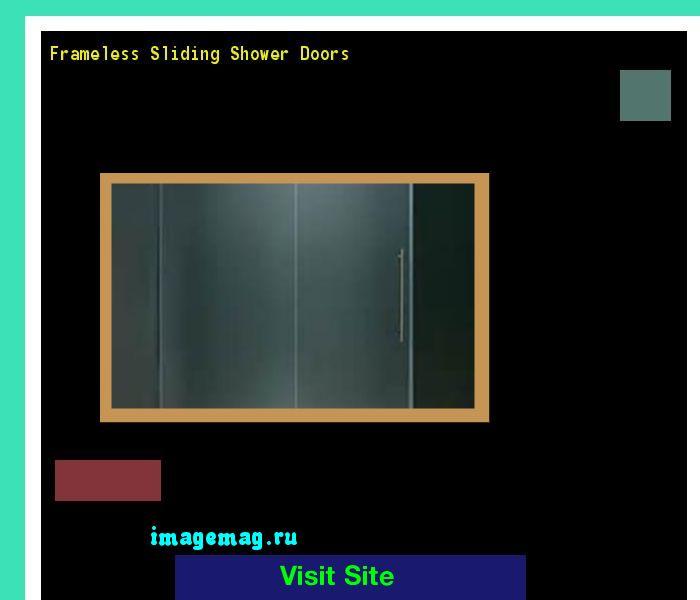 Frameless Sliding Shower Doors 093140 - The Best Image Search