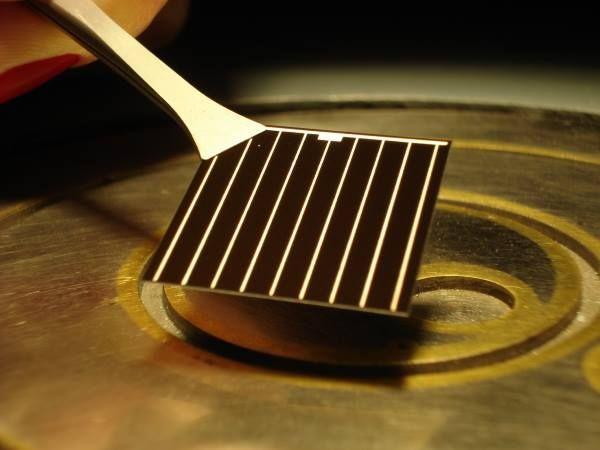 Celula Fotovoltaica Eletrosul - NT Solar