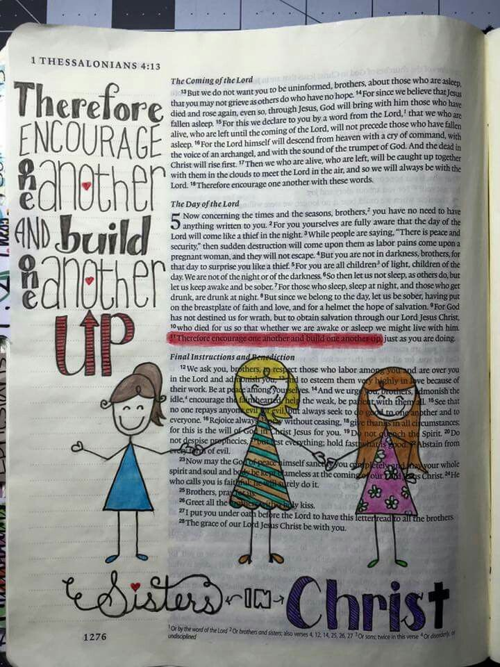 1 tessalonicenzen 5:11