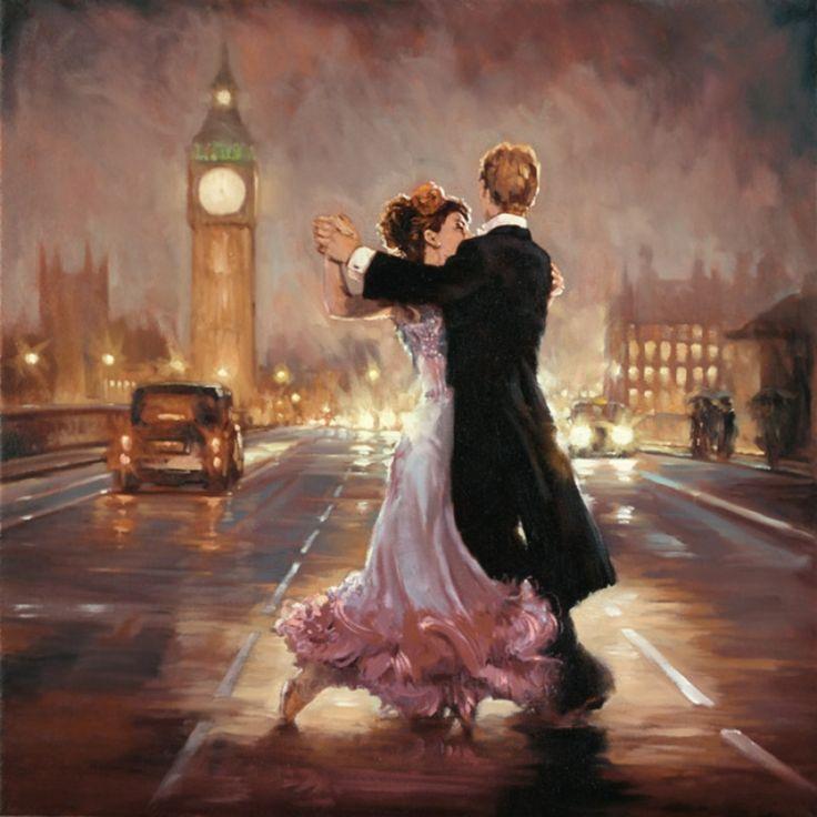 прибегает пара танцует картинки фэнтези создания этого