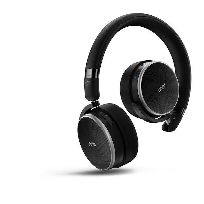 N60NC Wireless: AKG zeigt neuen Bluetooth-Bügelkopfhörer mit Geräuschunterdrückung - Engadget Deutschland