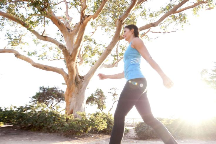 How many calories can you burn walking? See your estimated calories burned walking 1 mile or more at various distances, weights, and paces.