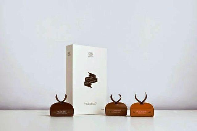 Desain Kreatif Kemasan Makanan Roti Kue Kering - Toque & Tablier oleh Savitri Bastiani