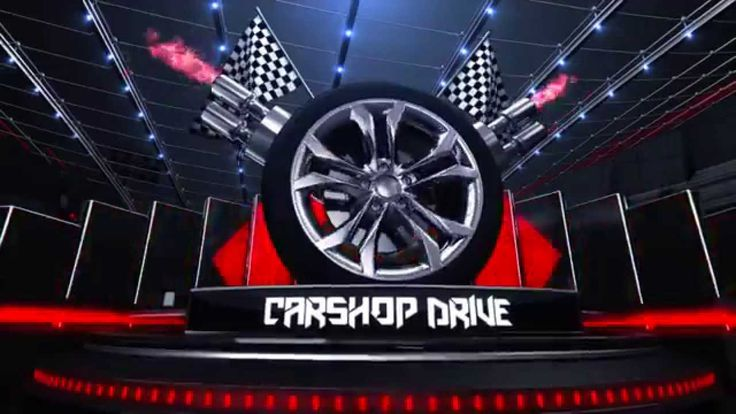 Welcome to the Carshop Drive!