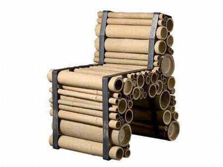 Yksi bamboo chair