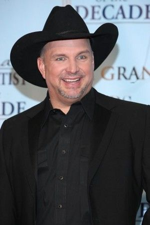 Garth Brooks pictured at the George Strait: ACM Artists of the Decade All Star Concert at MGM Grand Garden Arena in Las Vegas, Nevada on Aprilp 6, 2009.  RD / Kabik / Retna Digital