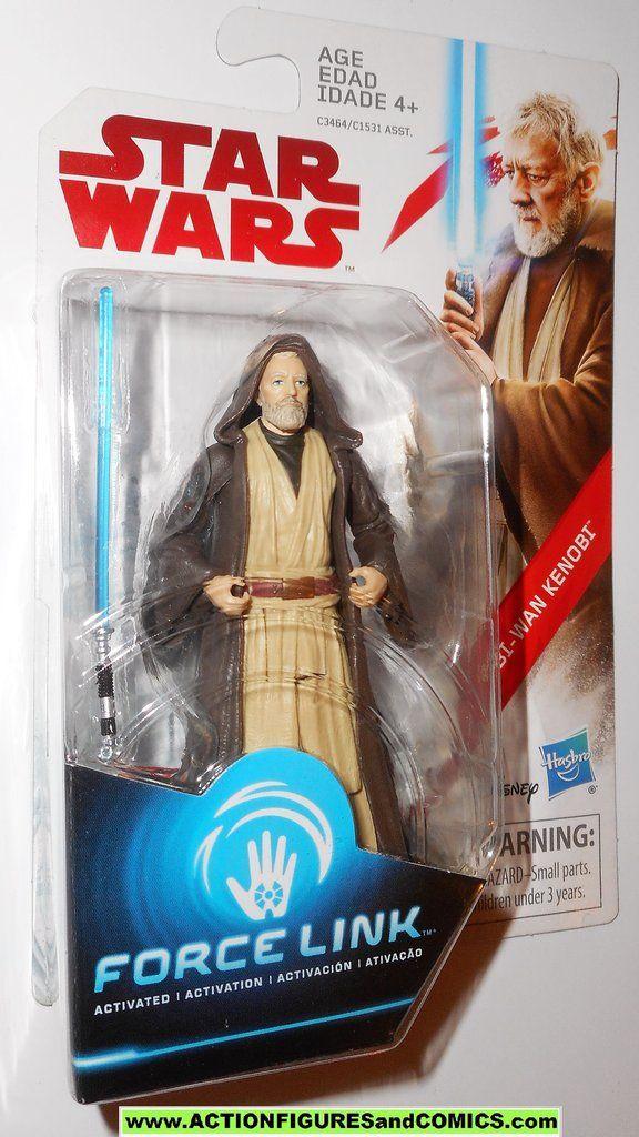 Star Wars OBI-Wan Kenobi Force Link Figure