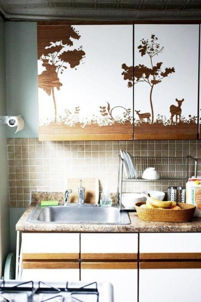 Ponad 25 najlepszych pomysłów na Pintereście na temat - küchenfronten selber bauen