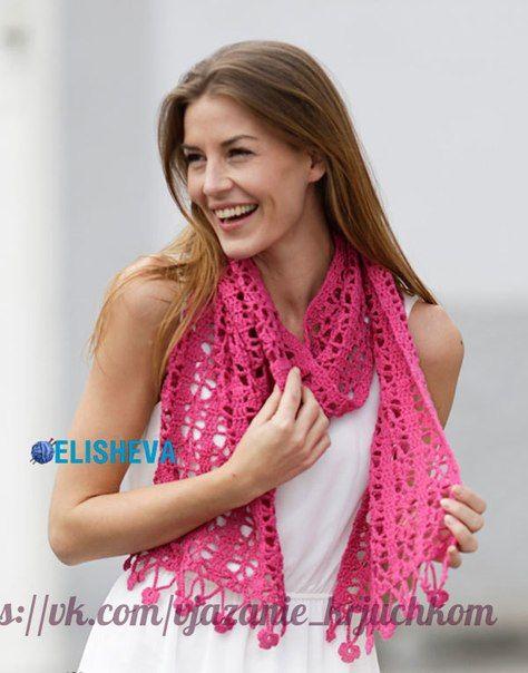 Llegó el frío con todo para este lado de América asi que te ofrezco esta hermosa colección de una rigurosa selección de bufandas y stolas ya...
