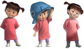 boo of Monsters Inc.