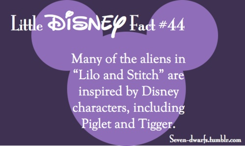 Little Disney Fact Requests?
