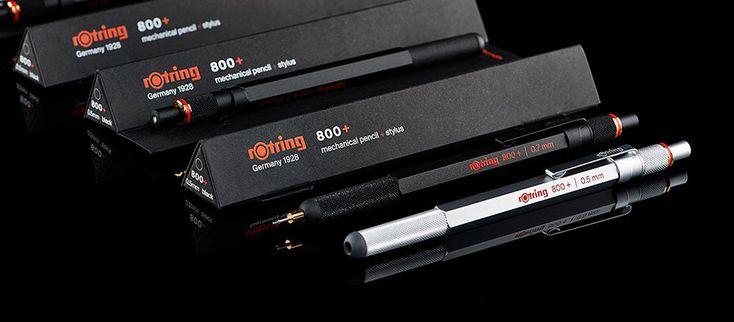 rOtring 800+ Pencil Stylus Hybrid 4