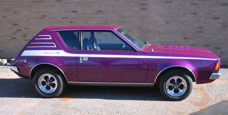 You wanna know how I'm certain I a dork? When I was 15 my Daddy drove me to see a canary yellow AMC Gremlin with chrome spinners, but then he wouldn't let me get the # off of the for sale sign, and I cried.