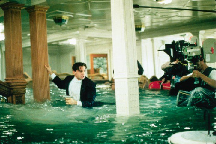 11 best images about titanic the movie on pinterest - Was the titanic filmed in a swimming pool ...