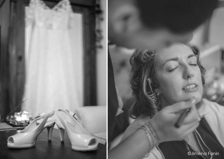 El vestido y la preparación de la novia https://www.facebook.com/media/set/?set=a.763313293713216.1073741932.239590066085544&type=3