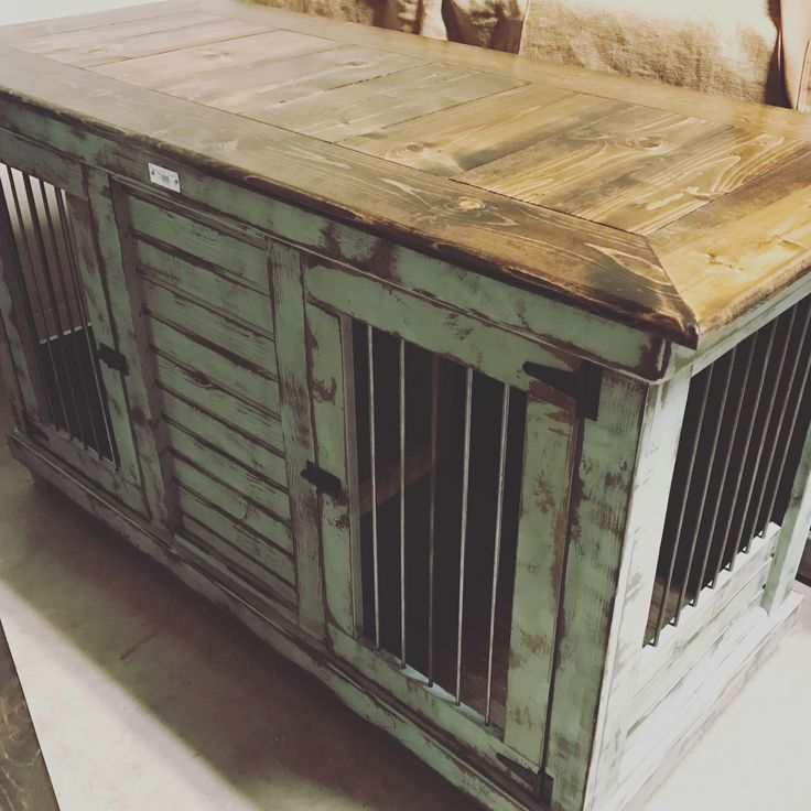 132 best images about Urban Farmhouse Indoor Dog Kennels