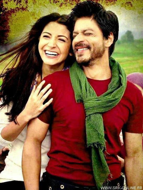 Shah Rukh Khan and Anushka Sharma - Jab Tak Hai Jaan (2012)