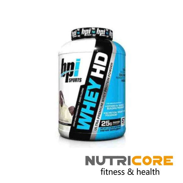 WHEY HD | Nutricore | fitness & health