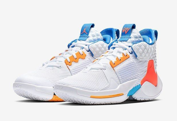 """e22a0af6aac8ad Sole Collector on Instagram  """" jumpman23 officially unveils the """"OKC Home""""  Why Not Zero.2. Releasing 3 14 for  125."""""""