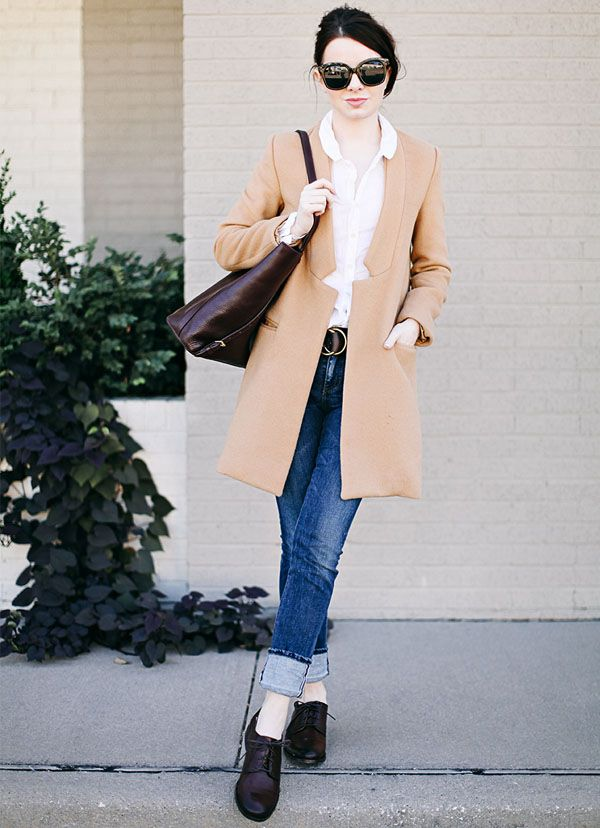 jane aldridge look jeans formal street style