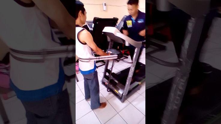 treadmill elektrik 3 fungsi, TL-288, treadmill untuk rumahan, home user