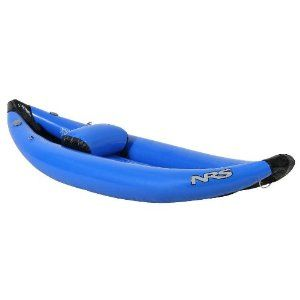 Amazon.com: NRS Rascal Inflatable Whitewater Kayak-Blue: Sports & Outdoors