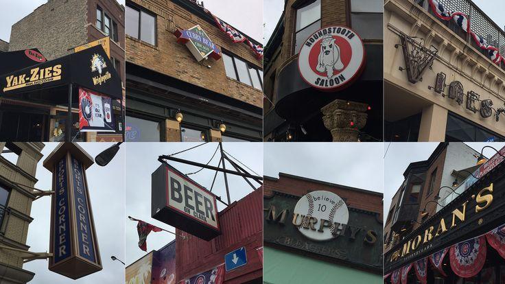 Wrigleyville bars: Guide to 44 spots around the ballpark - Chicago Tribune