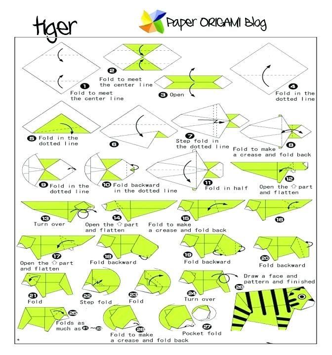ED_8435] Origamichinesedragondiagram Origami Chinese Dragon ... | 720x672