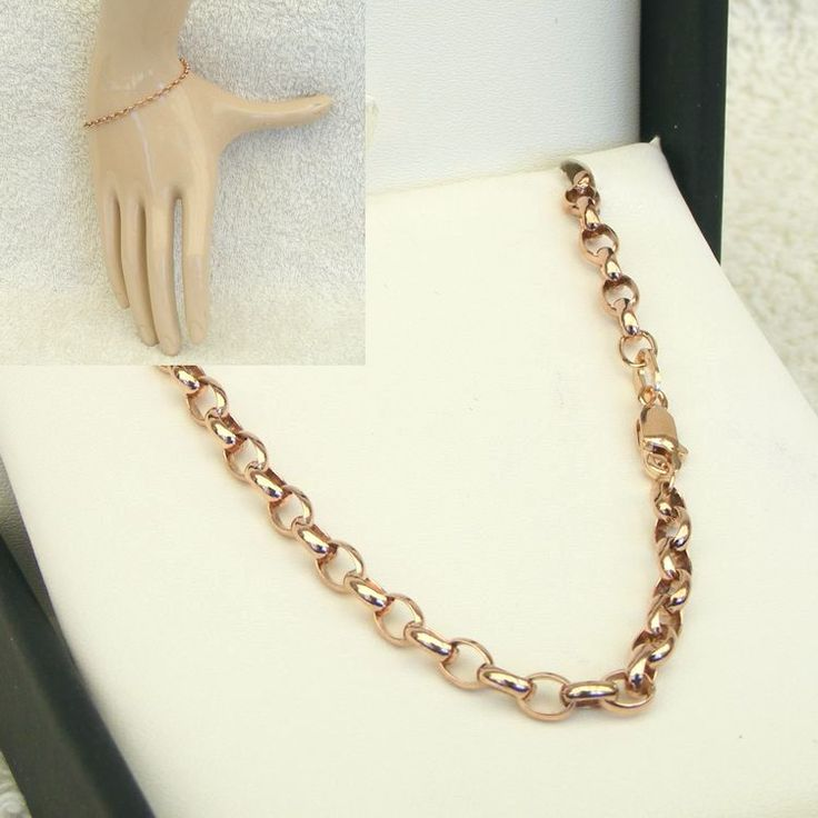 Buy 9ct Gold Oval Belcher Chain (MM-BEL-0017) online at Chain Me Up