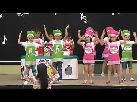 Primaria 1º A   Soy una taza FIESTA FIN DE CURSO 2016 CEIP NTRA. SRA DE ARACELI - YouTube