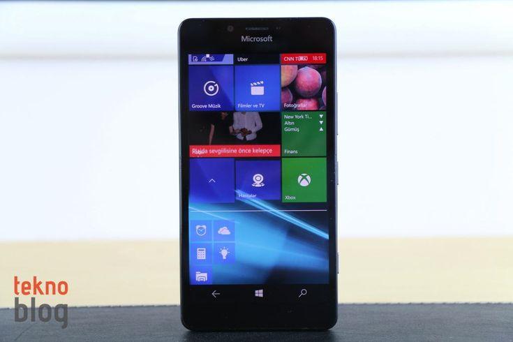 Microsoft 25 Nisan tarihinden itibaren Windows 10 Mobile Creators Update güncellemesinin dağıtımına başlıyor. Ancak bu güncellemeyi fazla telefon almayacak. ZDNet, sadece kısıtlı sayıda Windows telefonunun güncellemeyi alacağını söylüyor. Halbuki beta sürümünü daha fazla sayıda cihazın...   http://havari.co/windows-10-mobile-creators-update-az-sayida-windows-telefonuna-dagitilacak/