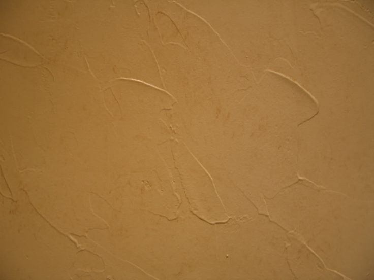 Change wall texture from orange peel to skip trowel or imperfect smooth | The Home Depot Community