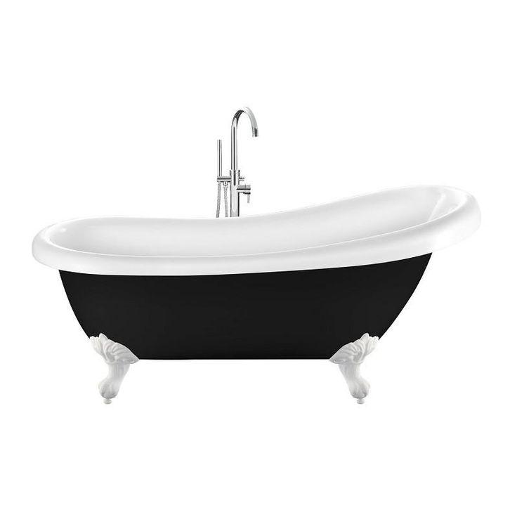 longueur baignoire fabulous pour baignoire profonde ou uagrave centrale avec vidage automatique. Black Bedroom Furniture Sets. Home Design Ideas