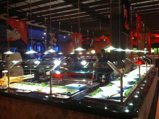Tamura Anese Seafood Buffet Sushi Bars Buffetanese Sushisushi Barsmiamilakesrestaurantsdinersrestaurantponds