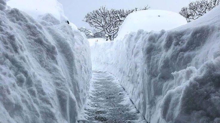 #Erie, #PA Ties #Snow Season #Record; More On Way...