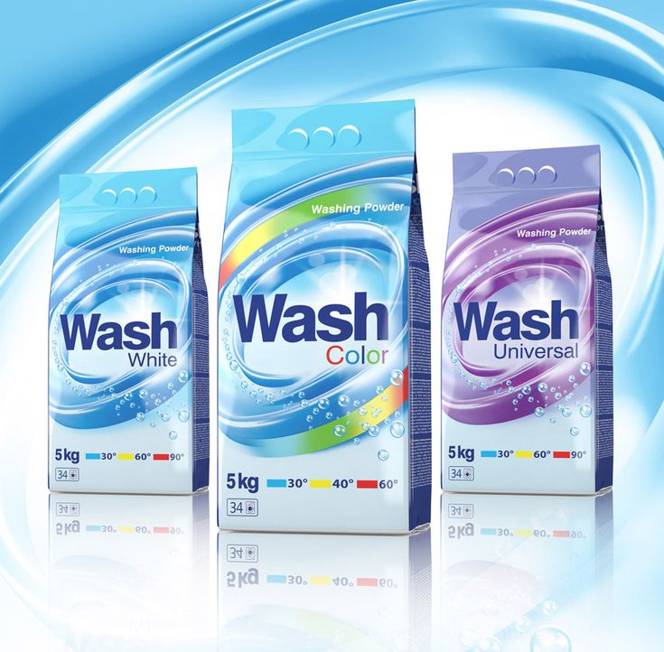 Wash on Behance