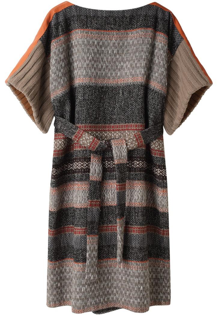 stunning wool dress