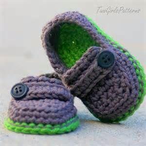 Baby Boy Booties CROCHET PATTERN for Easy On Loafers Crochet Pattern .. ☂ᙓᖇᗴᔕᗩ ᖇᙓᔕ☂ᙓᘐᘎᓮ http://www.pinterest.com/teretegui.