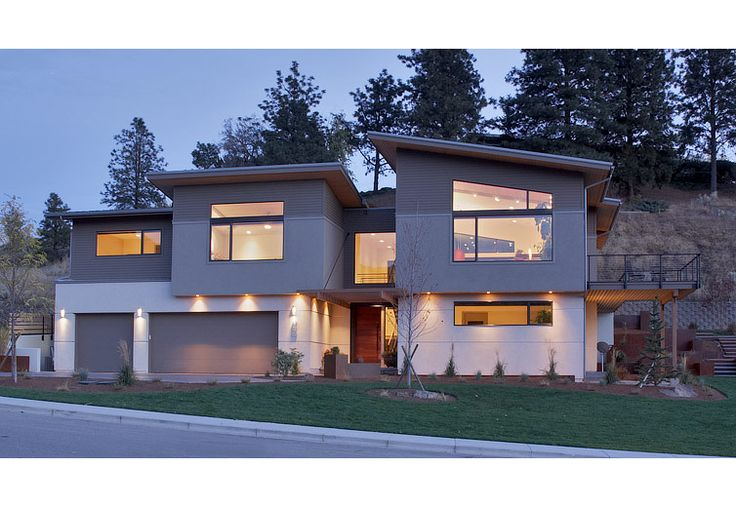 54 best house exterior images on pinterest exterior for Boise residential architects