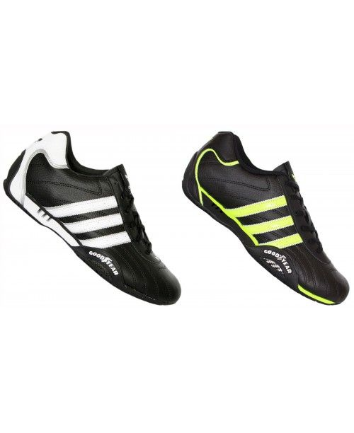 ADIDAS ADI RACER LOW MEN SHOE LEATHER GOODYEAR adiStar TRAINER Official £55.89