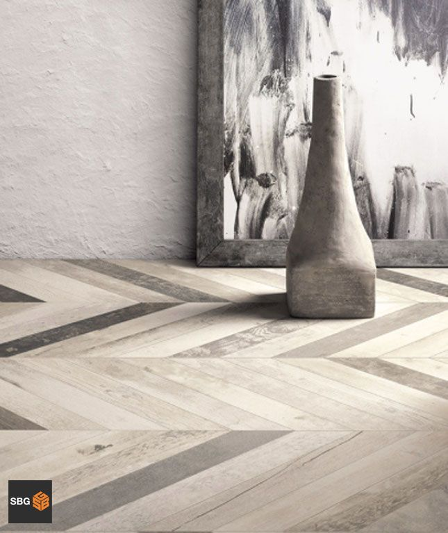 Porcellanatos exclusivos simil madera – Chevronchic – SBG