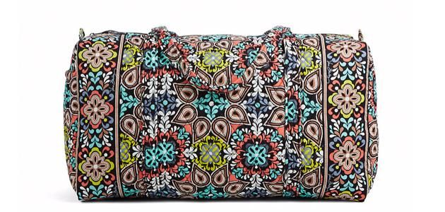 Top gifts in Sierra to give the graduate. | Vera Bradley Large Duffel