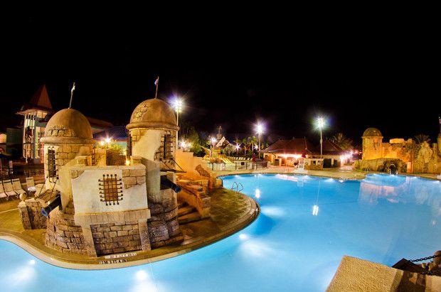 The best pools at Walt Disney World!