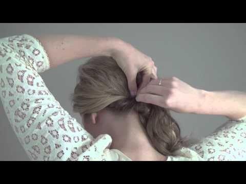 Video: Näin teet upean sivukampauksen juhliin | Nainen.com