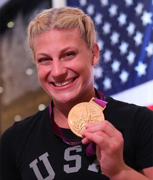 Kayla Harrison's Olympic journey ends with a gold medal!