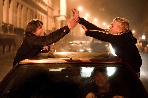 La noche, la vida  Para la 65ª edición de la Berlinale, retorna un habitual. Y lo hace, nada menos, ...