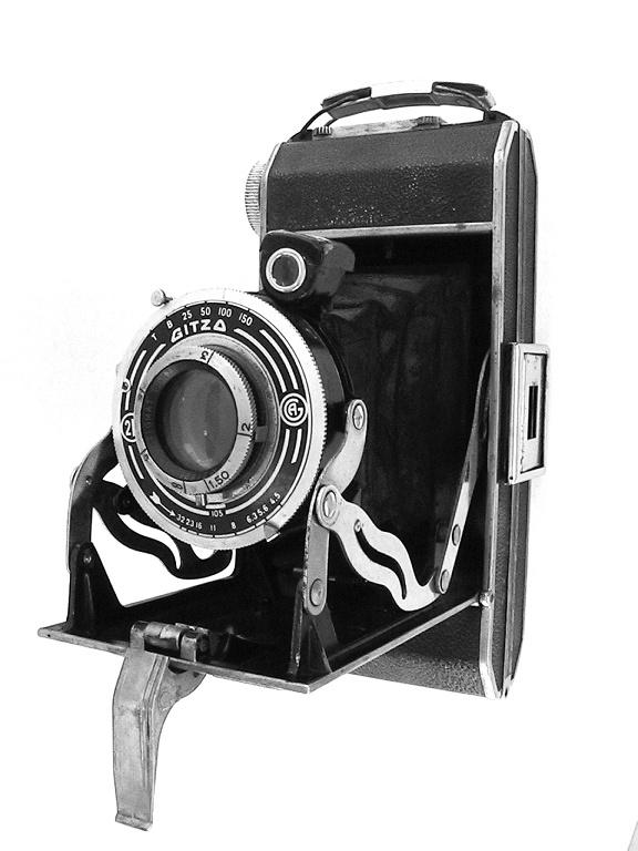 Pontiac Bloc Metal 41: The Irrestible Charm Of A Folding Camera