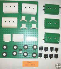 LEGO 45410 87609 50745 4 Sets: 3180 Tank Truck Octan 60016 10198 6211 7897 7611