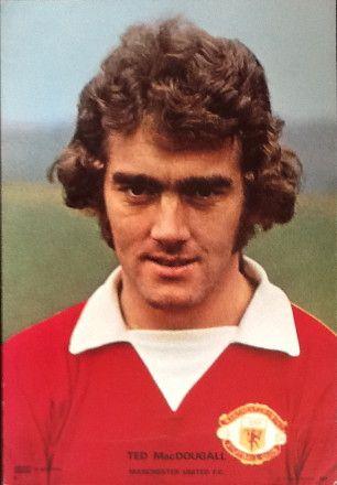 Ted MacDougall.